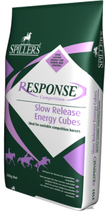 Response Slow Energy Cubes- Spillers- 20Kg